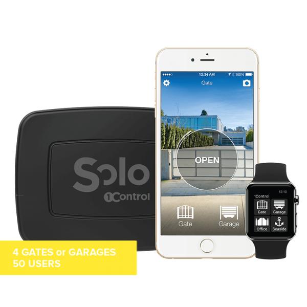 1Control SOLO EVO - Öffner für Garagen und Tore