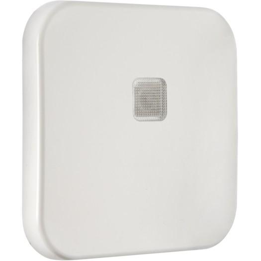 OPUS® 1 Flächenwippe für Wandsender-Modul mit Linse