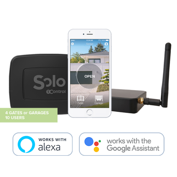 SOLO EVO + LINK Alexa & Google Home version