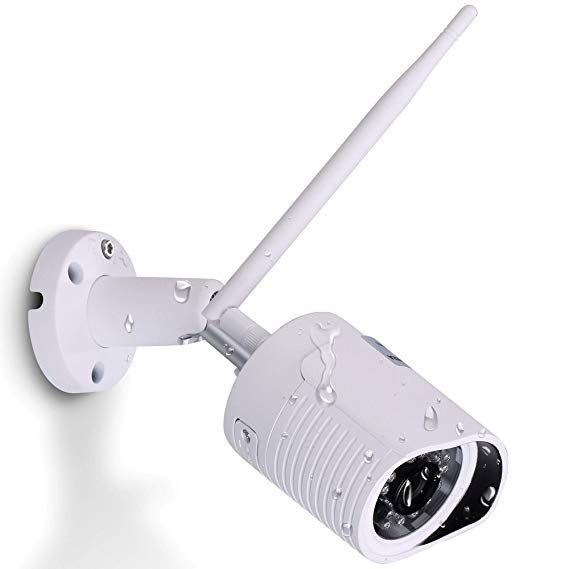 HiKam A7 View 960p HD Überwachungskamera für Innen- und Außenbereich