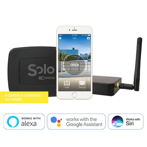 SOLO EVO + LINK Alexa & Google Home version